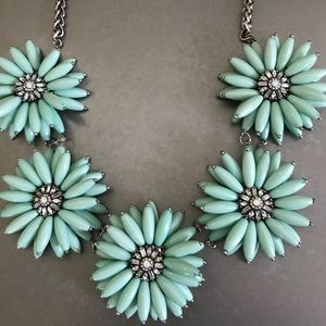 Baublebar Statement mint green Necklace